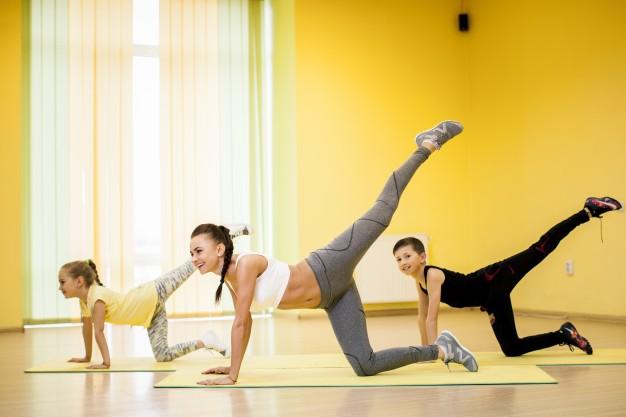 Yoga bolster 1