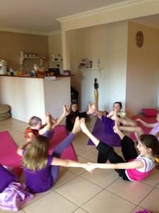 'Why do Kids Yoga?'