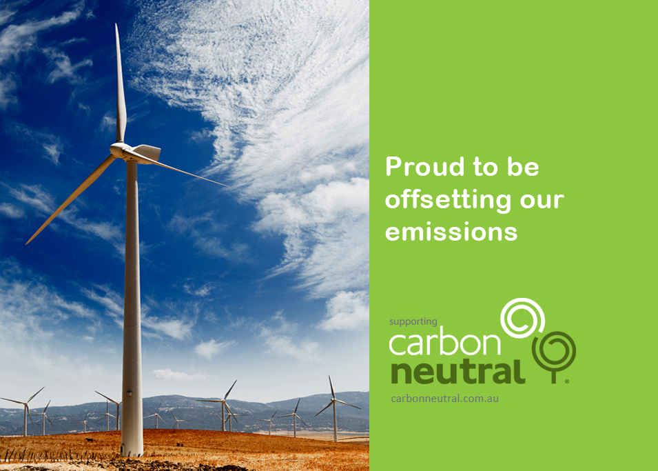 Moving towards a Carbon Neutral Future