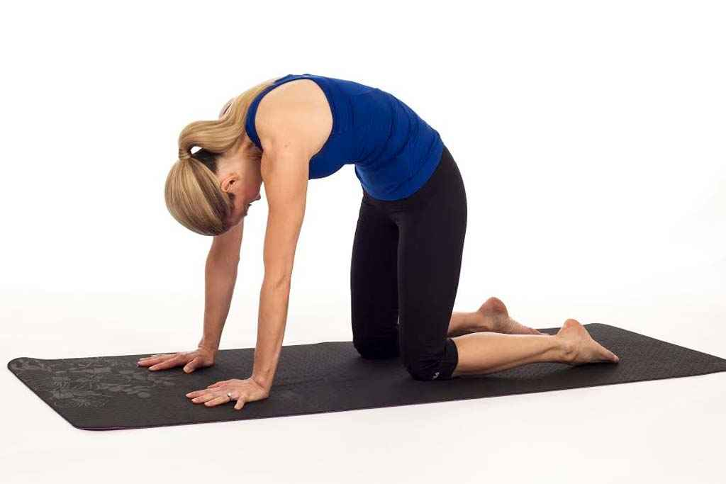 Stress-Free Yoga For Office-Goers
