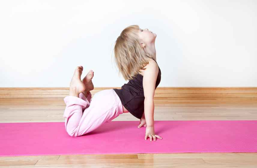 Yoga For Kids: Inner Peace For The Little Ones