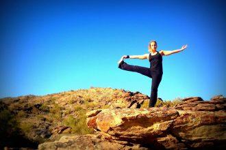 Yoga leg extension
