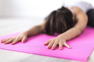 Yin yoga and restorative yoga