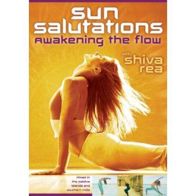 Shiva Rea- Sun Salutations