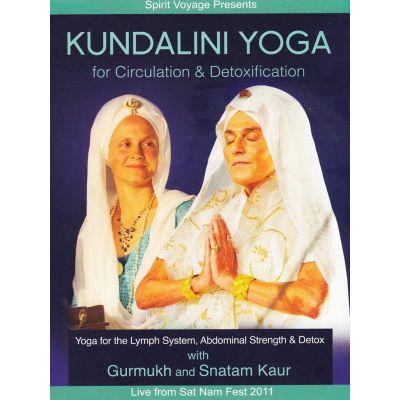 Kundalini Yoga for Circulation & Detoxification with Gurmukh and Snatam Kaur