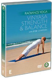 Jessie Chapman - Vinyasa Strength and Balance