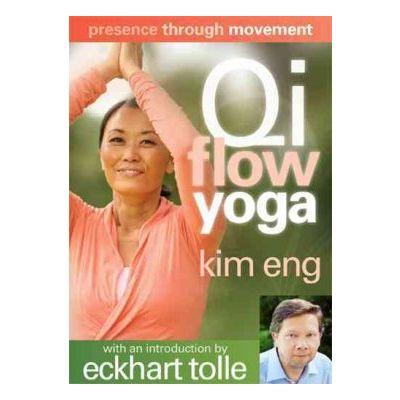Presence Through Movement : Qi Flow DVD video by Kim Eng