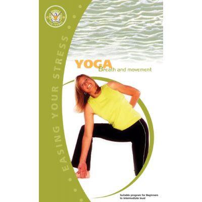 YOGA Breath & Movement DVD BY Lyn Thomas