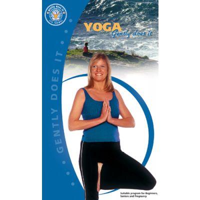 YOGA Gently Does It DVD by Lyn Thomas