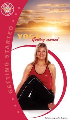 YOGA Getting Started by Lyn Thomas
