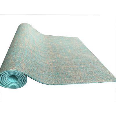 Yoga King's JUTE with 6p free 5mm thick PVC Yoga Mat