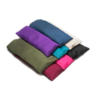 Cotton Eye Pillows with Bemsilk or Cotton covers