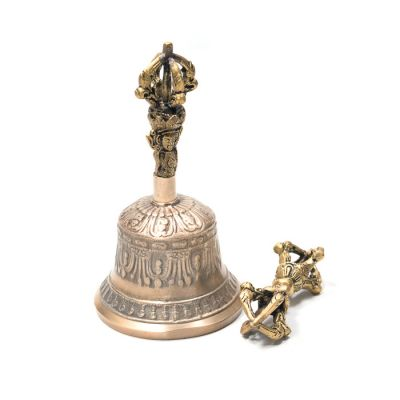 Tibetan Bell & Dorje Large