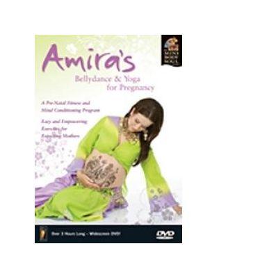 Amira's Bellydance & Yoga for Pregnancy