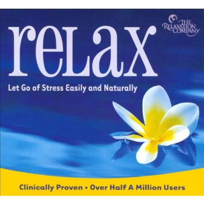 David Ison- Relax: Let Go of Stress Easily and Naturally