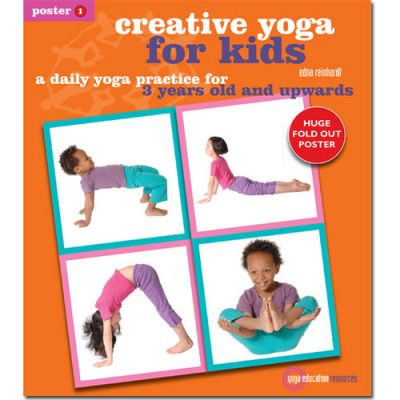 Creative Yoga for Kids poster