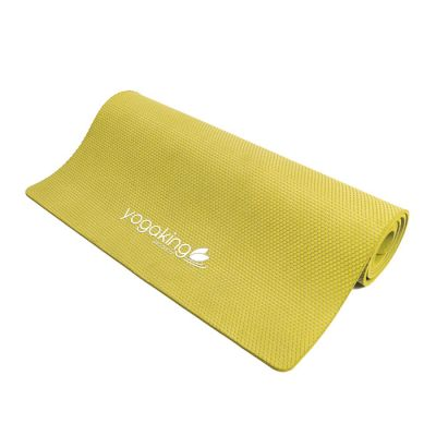 Yoga King's Green Grip Natural Rubber Mat 6mm thick