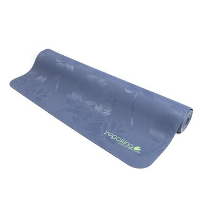 Yoga King's Grippy Natural Rubber extra long and extra wide 3mm thick Mat