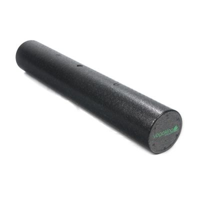 Yoga Foam Rollers 90cm long - Black