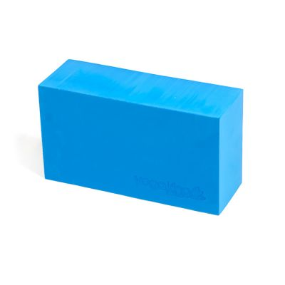 Hi density Foam Yoga Block- Sharp Edge
