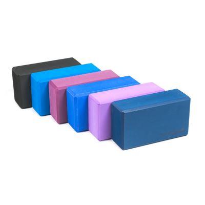Hi Density Foam Yoga Block - Bevel edged