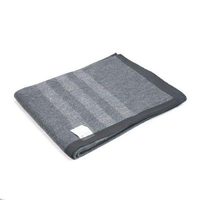 Grey Yoga Blanket