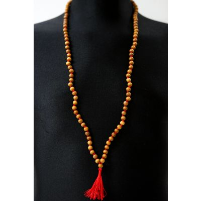 Turmeric Mala - Prayer Beads